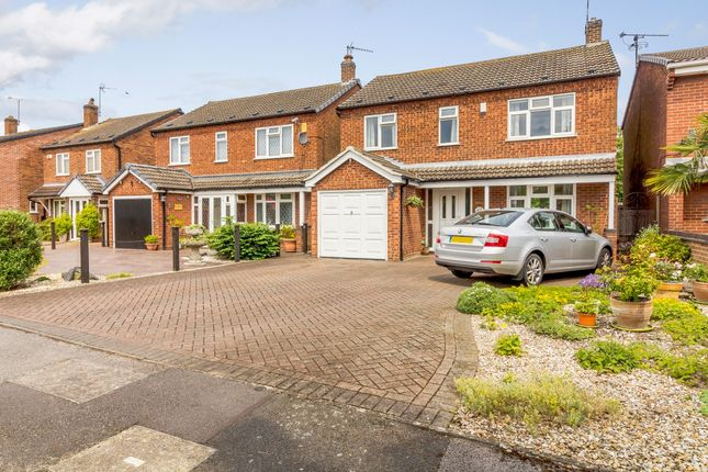 Thumbnail Detached house for sale in Caroline Close, Derby, Derby