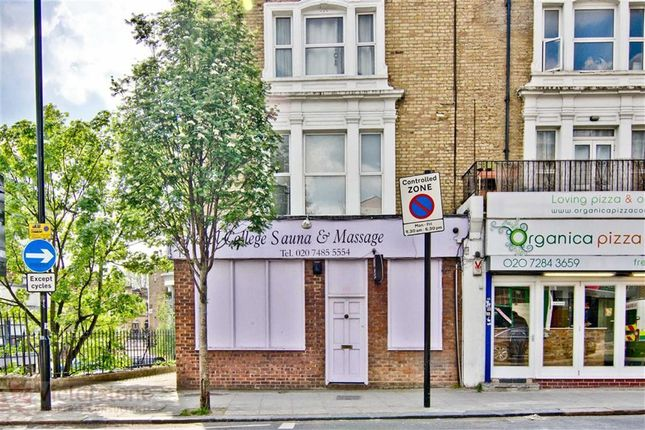 Thumbnail Commercial property for sale in Royal College Street, Camden, London