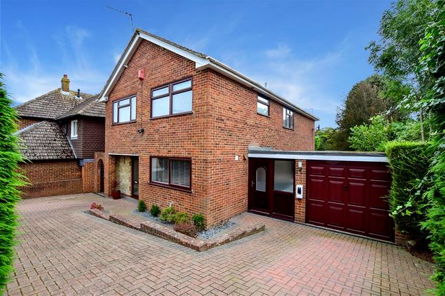 Thumbnail Detached house for sale in Grays Way, Canterbury, Kent