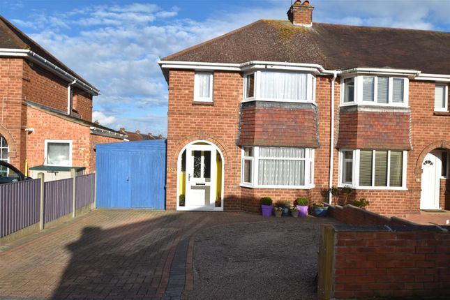 Thumbnail Semi-detached house for sale in Skinner Road, Worcester