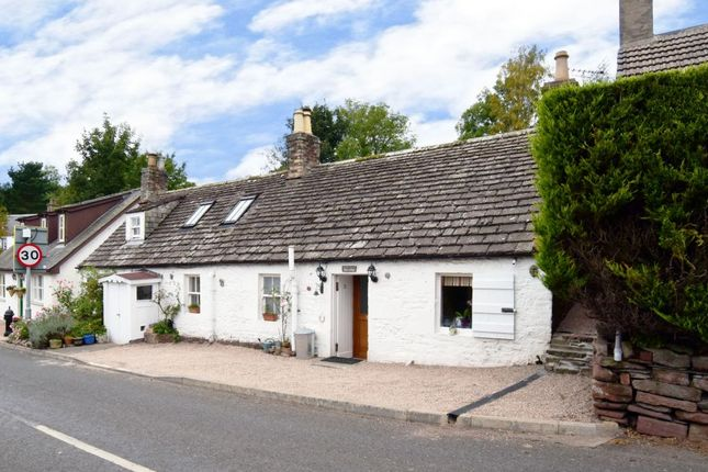 Thumbnail Detached house for sale in Rose Cottage, 21 South Esk Road, Tannadice, Forfar
