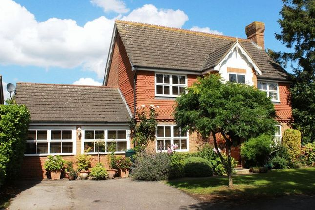 Thumbnail Detached house for sale in South Croft, Englefield Green, Egham