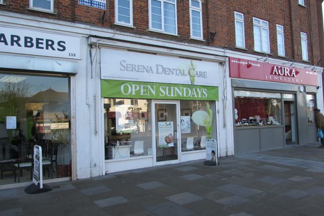 Thumbnail Retail premises for sale in Nelson Road, Twickenham, Middlesex