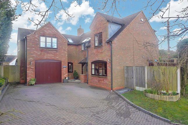 Detached house for sale in School Lane, Lea Marston, Sutton Coldfield