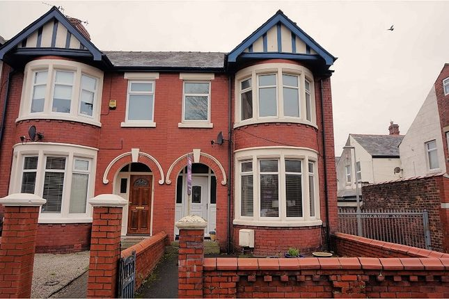 Thumbnail Terraced house for sale in Ridgwood Avenue, Blackpool