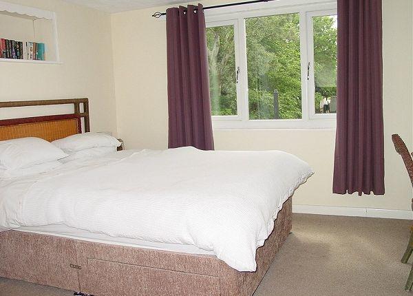 Bedroom of 61 Main Street, Kirkinner DG8