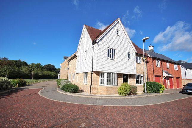 Thumbnail Detached house for sale in Lungley Rise, Colchester, Essex