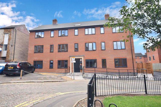 Thumbnail Flat to rent in Hazelwood Lane, Kettering