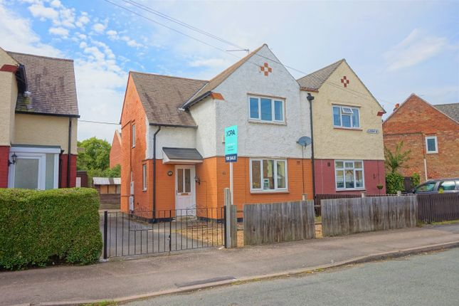 3 bed semi-detached house for sale in Glossop Street, Derby
