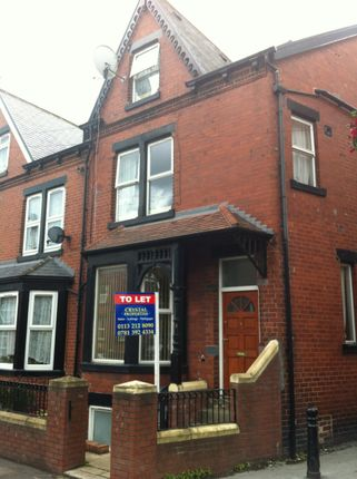 Thumbnail End terrace house to rent in Tempest Road, Beeston, Leeds