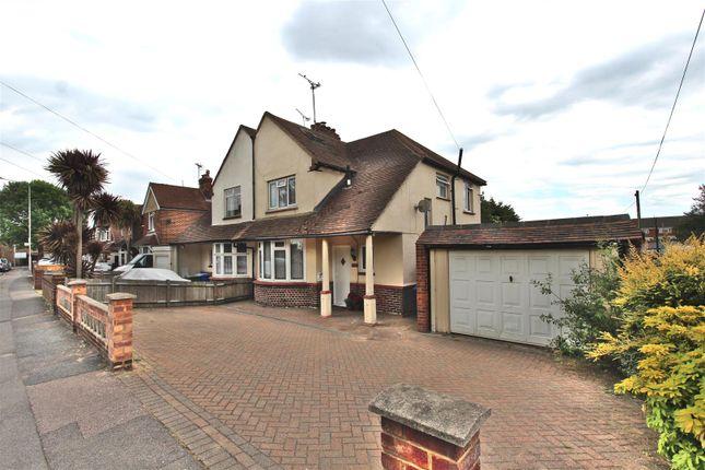 3 bed semi-detached house for sale in Alexander Court, Chalkwell Road, Milton Regis, Sittingbourne ME10
