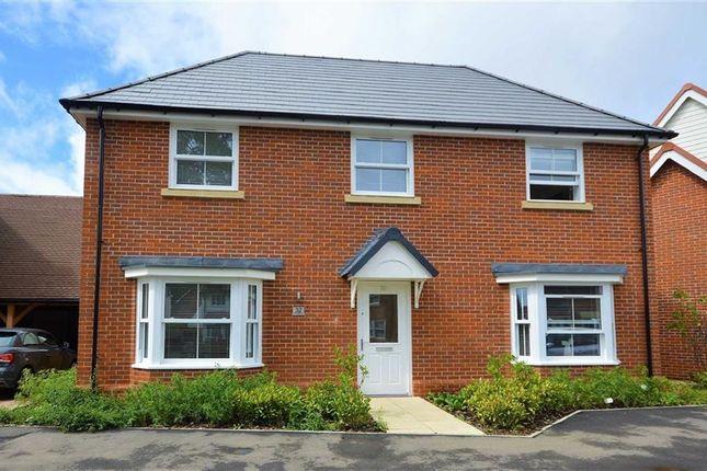 Thumbnail Detached house to rent in Wheatfields, Ashford, Kent