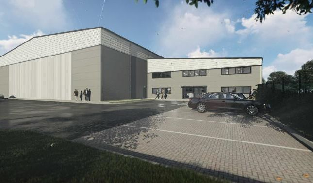 Light industrial for sale in Phase I, Spirotech Development, Old Great North Road, Sawtry, Huntingdon, Cambridgeshire