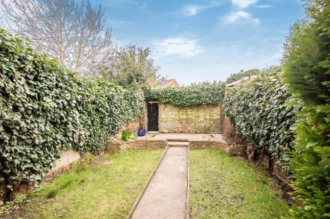 Garden of St. Pauls Road, Cheltenham, Gloucestershire GL50