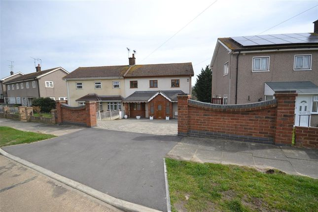 Thumbnail Semi-detached house to rent in Lea Road, Grays