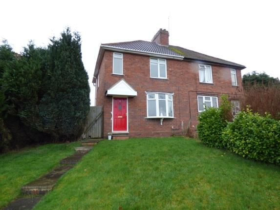 Thumbnail Semi-detached house for sale in Hill Bank Road, Halesowen, West Midlands