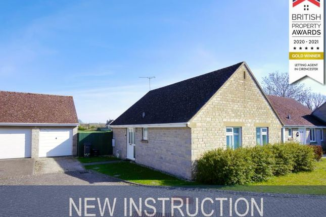 2 bed bungalow to rent in Chapel Close, Kempsford, Fairford GL7