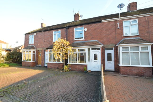 Thumbnail Terraced house to rent in Porter Terrace, Pogmoor, Barnsley, South Yorkshire