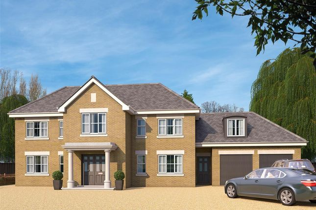 Thumbnail Detached house for sale in Kyngsmead, Bromham Road, Biddenham