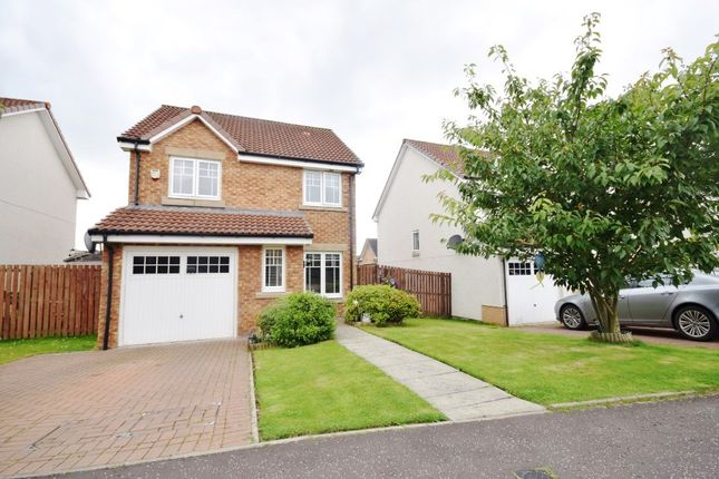 Thumbnail Detached house for sale in Shankly Drive, Wishaw