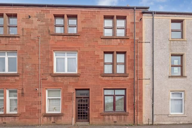 Main Exterior of Boyd Street, Largs, North Ayrshire, Scotland KA30