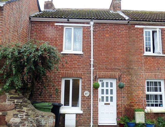 2 bed cottage to rent in Newcourt Road, Topsham, Exeter EX3
