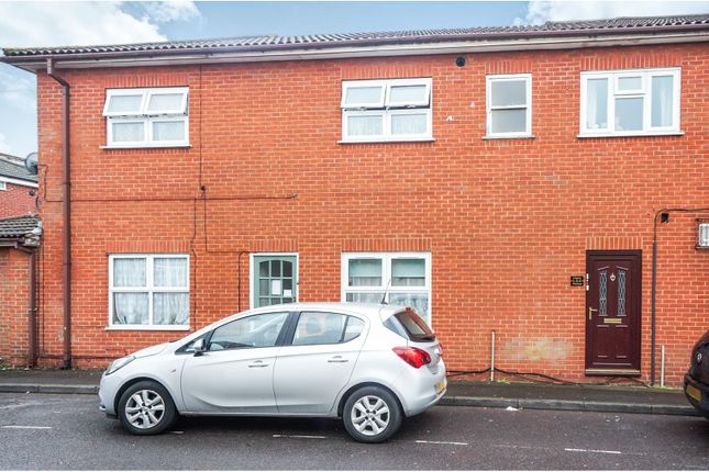Thumbnail Flat for sale in Park Road, Freemantle, Southampton