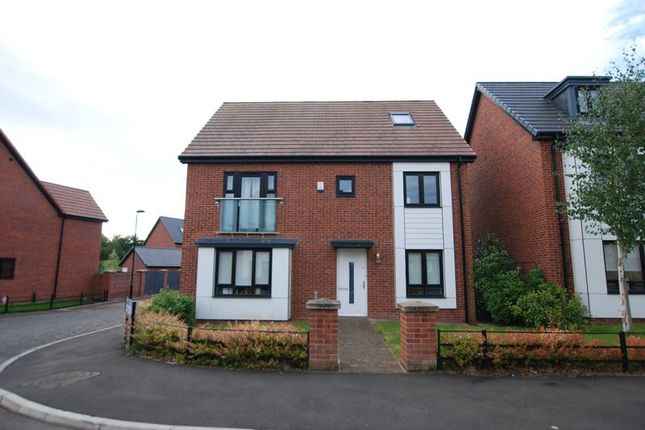 Thumbnail Detached house to rent in Newstead Road, Newcastle Upon Tyne