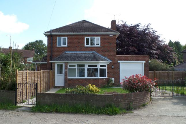 Thumbnail Detached house to rent in Knavewood Road, Kemsing, Sevenoaks