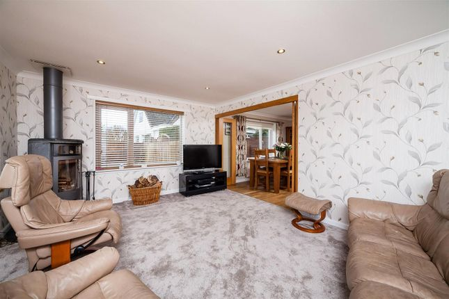 Thumbnail Detached house for sale in Spoutwells Drive, Scone, Perth