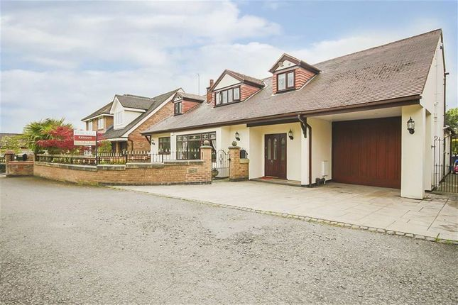 Thumbnail Detached bungalow for sale in Wood End, Leigh, Lancashire