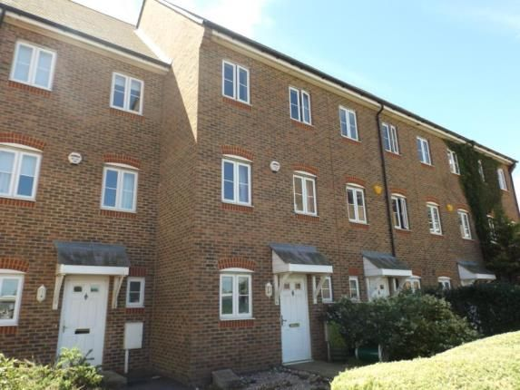 Thumbnail Terraced house for sale in Sussex Wharf, Shoreham-By-Sea, West Sussex