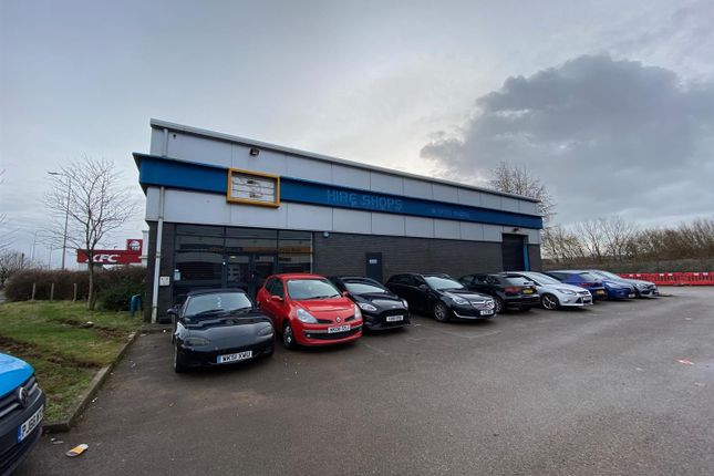 Light industrial to let in Hernston Retail Park, Bridgend