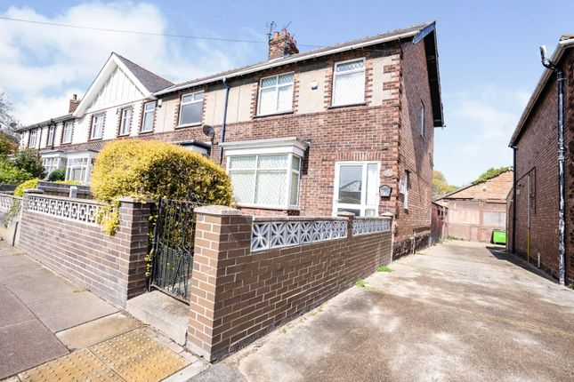 3 bed end terrace house for sale in Louth Road, Scartho DN33