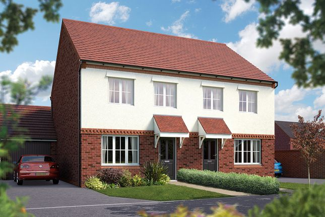 "3 bedroom property for sale in ""The Cranham"" at Marsh Lane, Nantwich"