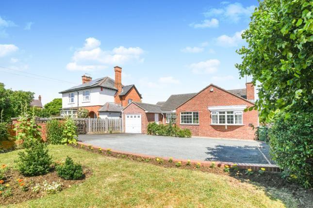 Thumbnail Bungalow for sale in Bretforton Road, Badsey, Evesham, Worcestershire