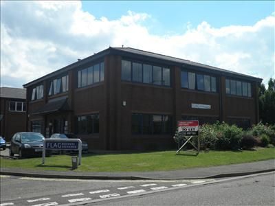 Office to let in Flag Business Centre, Unit 1, Flag Business Exchange, Peterborough