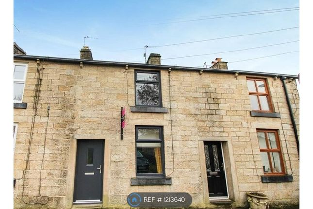 Thumbnail Terraced house to rent in Eden Street, Edenfield