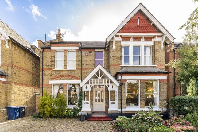 Thumbnail Detached house for sale in Hamilton Road, Ealing, London