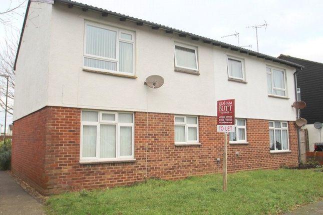 Thumbnail Flat to rent in Sextant Court, Armada Way, Littlehampton, West Sussex