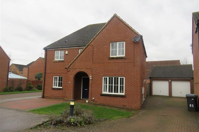 Thumbnail Property to rent in Durrell Drive, Cawston, Rugby