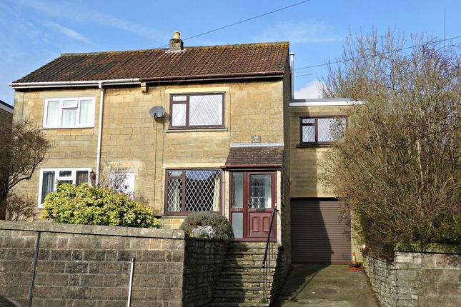Thumbnail Semi-detached house for sale in Englishcombe Lane, Bath