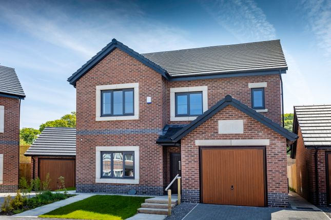 Thumbnail Detached house for sale in The Laureates, Cockermouth