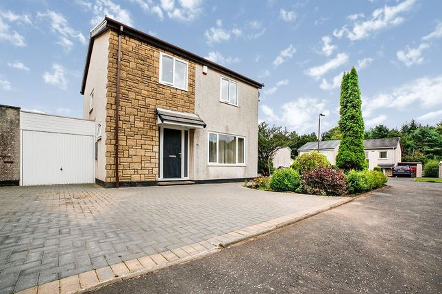 Thumbnail Detached house for sale in Easter Bankton, Livingston, West Lothian