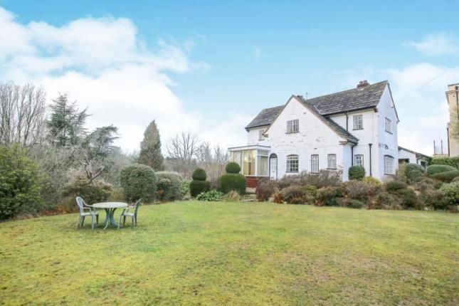 Thumbnail Detached house for sale in Butley Close, Scott Road, Prestbury