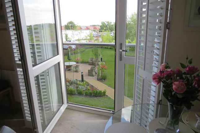 Thumbnail Flat for sale in Cranberry Court, Hampton, Peterborough
