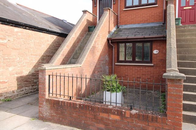 Thumbnail Flat for sale in Wonastow Road, Monmouth