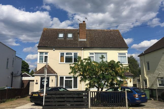 Thumbnail Semi-detached house for sale in First Avenue, West Molesey