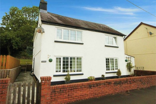 Thumbnail Detached house for sale in Rhosmaen, Llandeilo, Carmarthenshire