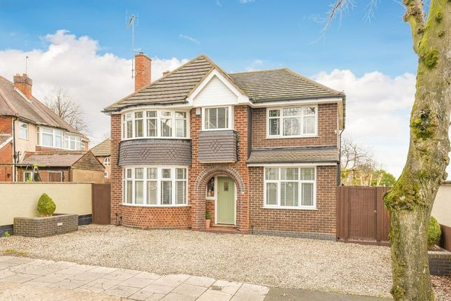 Thumbnail Detached house for sale in Edenhall Road, Quinton, Birmingham